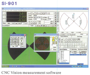 Video Measuring Software's image'