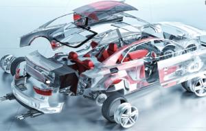 AUTOMOTIVE PARTS TEST logo