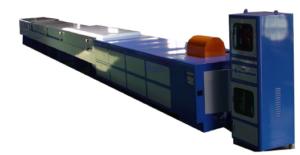 Horizontal Servo Hydraulic Tensile Testing Machine 300 - 2000 kN's image'