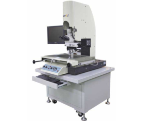Manual Video Measuring System with Optical Microscope's image'