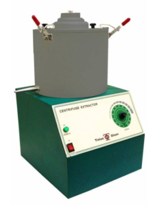 Centrifuge Extractor Apparatus's image'