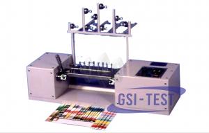 Yarn Color Sample Card Winder's image'