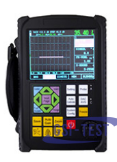 Ultrasonic Flaw Detector - DFD - 10's image'